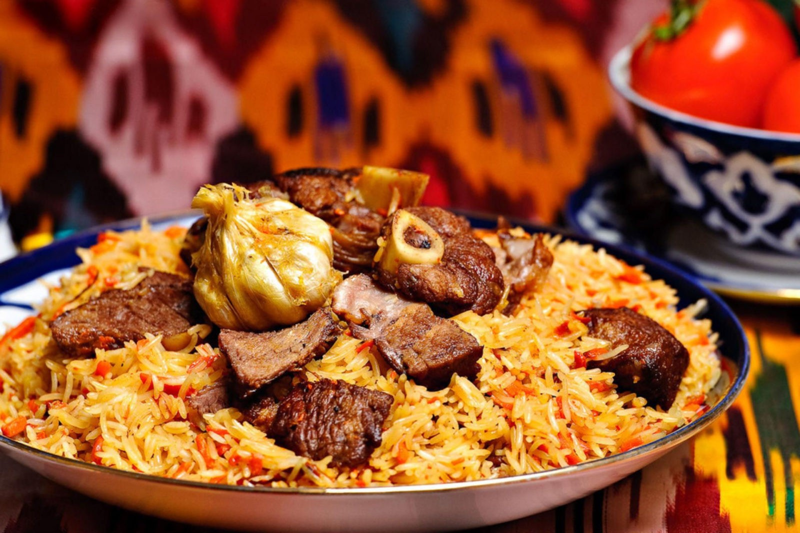 Uzbek Pilaf