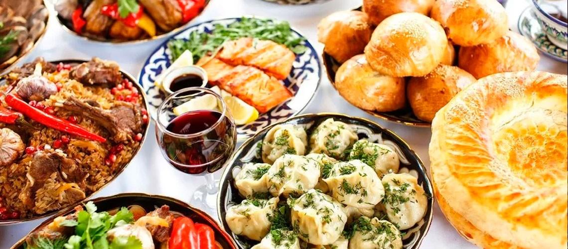 Uzbekistan for Gastronome