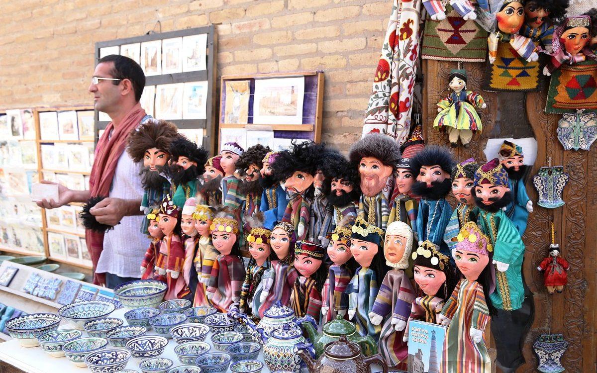 Travelling in Uzbekistan